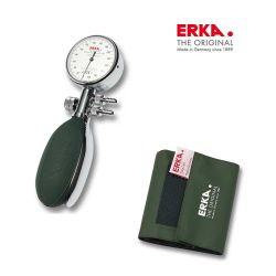 ERKA. PERFECT ANEROID 48MM mit Green Cuff Klett-Manschette abwaschbar