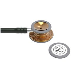 3M™ Littmann® Classic III - Limited Edition High Polish Copper Finish / Schwarzer Schlauch