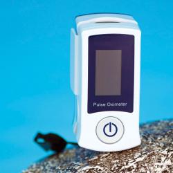 RESQ-Meter Finger-Pulsoximeter