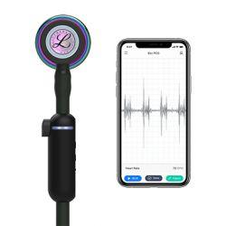 Elektronisches Stethoskop 3M™ Littmann® CORE Digital Stethoskop - Rainbow Mirror Finish