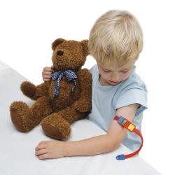 CBC-Venenstauer für die Pädiatrie