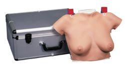 Brust-Tastmodell zum Umhängen
