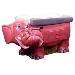 Untersuchungstisch Elefant
