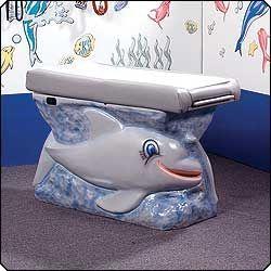 Untersuchungstisch Delphin