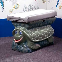 Untersuchungstisch Schildkröte