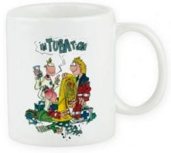 Cartoontasse InTubation