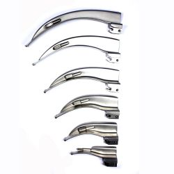 babinski Macintosh-Spatel für Warmlicht-Laryngoskop